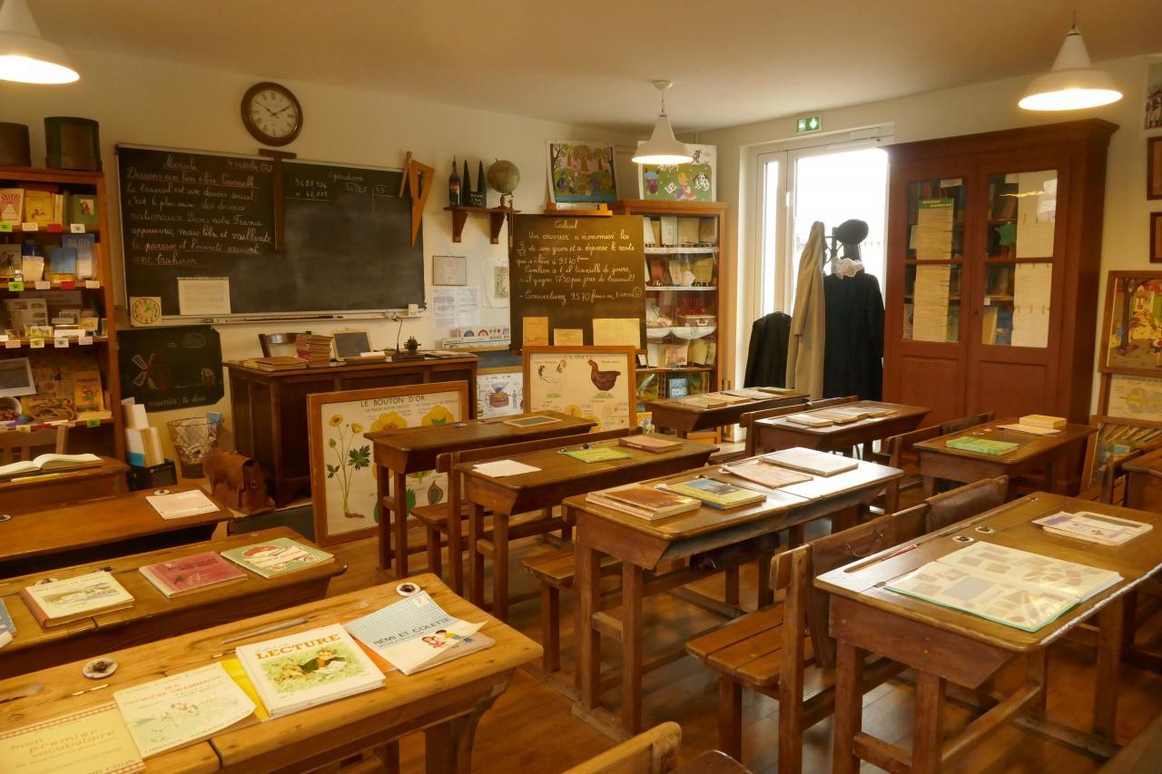 Musée de l'école d'Allouville Bellofosse