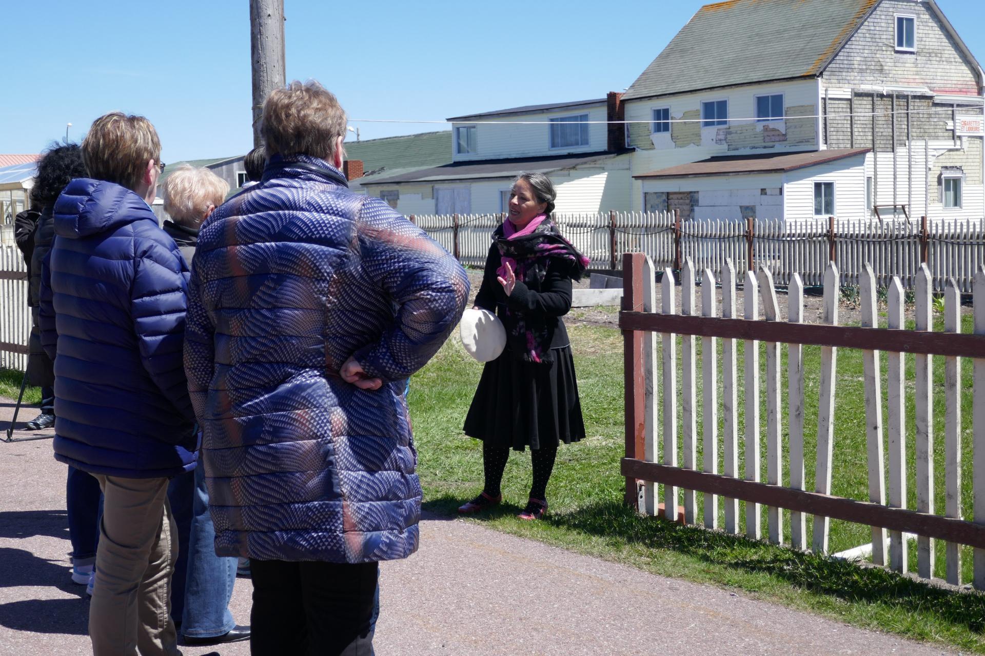 A Saint Pierre et Miquelon